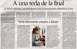 News from the Jaen International Piano Competition in Spain